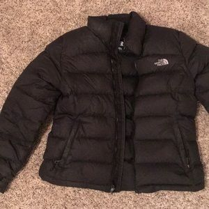 North Face jacket 700 women's large